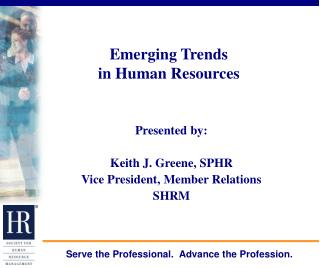 Emerging Trends in Human Resources