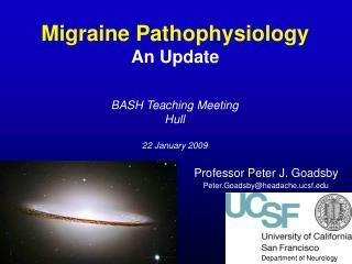 Migraine Pathophysiology An Update