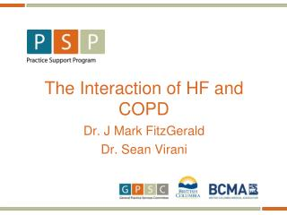 The Interaction of HF and COPD