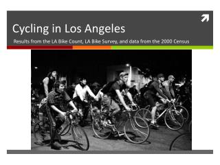 Cycling in Los Angeles