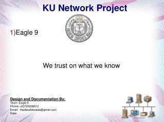 KU Network Project