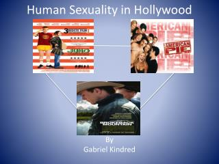 Human Sexuality in Hollywood
