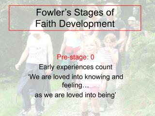 Fowler s Stages of  Faith Development
