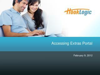 Accessing Extras Portal