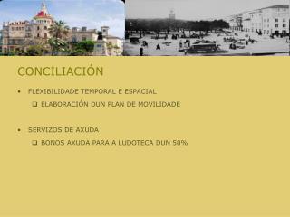 CONCILIACI�N
