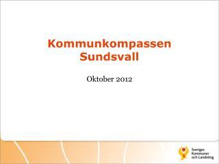 Kommunkompassen Sundsvall