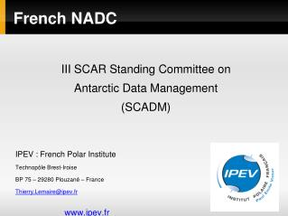 French NADC