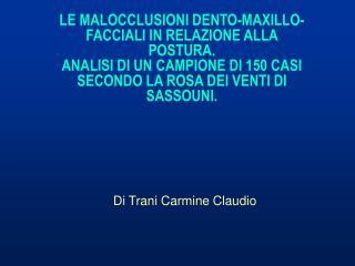 Di Trani Carmine Claudio