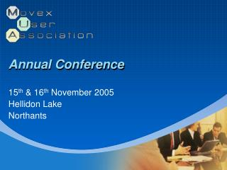 Annual Conference