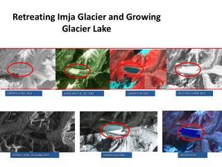 Retreating Imja Glacier and Growing Glacier Lake