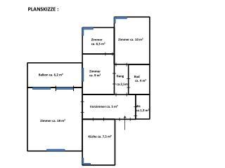 Vorzimmer ca. 5 m²