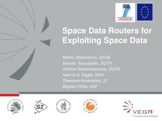 Space Data Routers for Exploiting Space Data