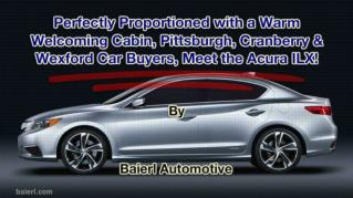 ppt 41972 Perfectly Proportioned with a Warm Welcoming Cabin Pittsburgh Cranberry Wexford Car Buyers Meet the Acura ILX
