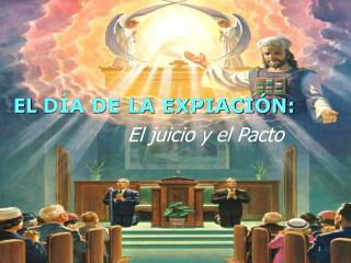 EL  D�A DE LA EXPIACI�N: