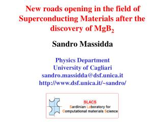 New roads opening in the field of Superconducting Materials after the discovery of MgB2