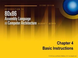 Chapter 4 Basic Instructions