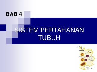 SISTEM PERTAHANAN TUBUH