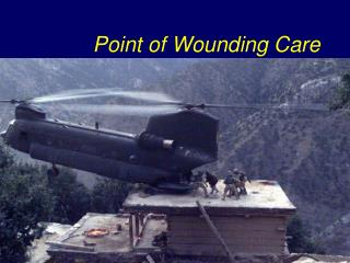 Point of Wounding Care