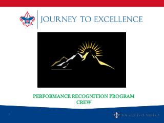 Performance Recognition Program CREW