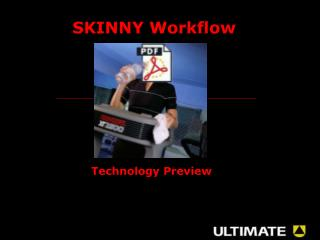 SKINNY Workflow