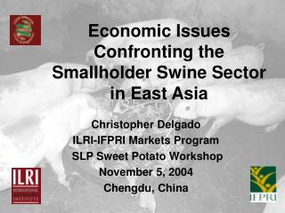 Economic Issues Confronting the Smallholder Swine Sector in East Asia