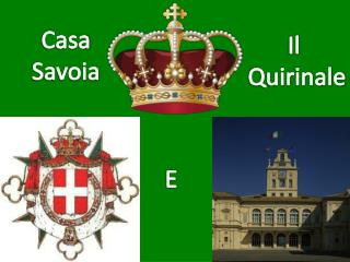 Casa  Savoia
