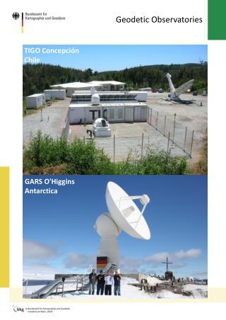 Geodetic Observatories
