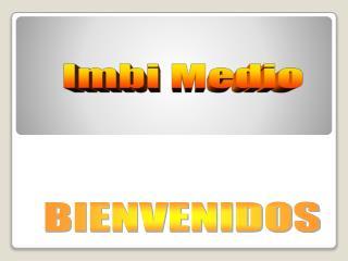 Imbi Medio