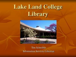 Lake Land College Library