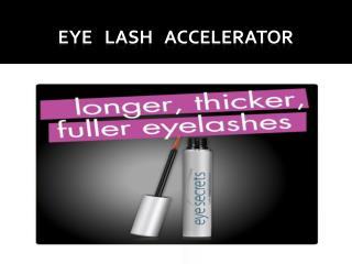 Eye Lash Accelerator