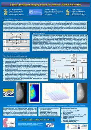 I-ImaS: Intelligent Imaging Sensor for Industry, Health & Security