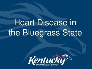 Heart Disease in the Bluegrass State