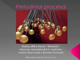 Periodiniai procesai