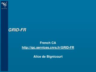 GRID-FR