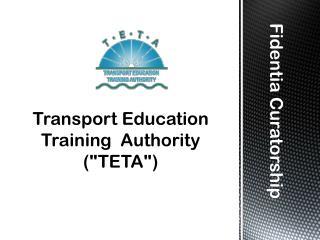 Transport Education Training  Authority (