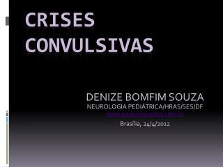 CRISES CONVULSIVAS