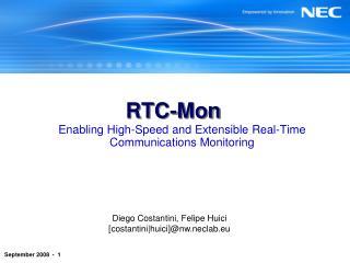 RTC-Mon
