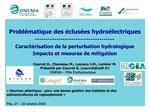 Saumon atlantique : pour une bonne gestion des habitats et des salmonicultures de repeuplement    Pau, 21   22 octobre