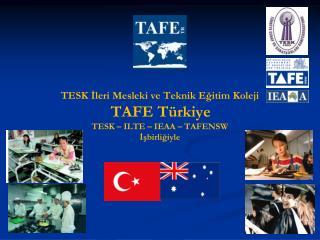 TAFENSW Meslek Eğitim Enstitüleri