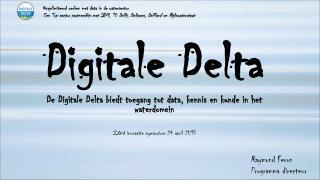 Digitale Delta