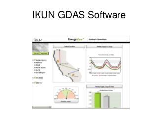 IKUN GDAS Software