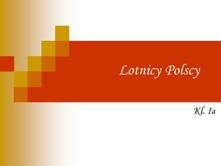 Lotnicy Polscy