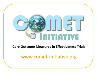 Core Outcome Measures in Effectiveness Trials comet-initiative