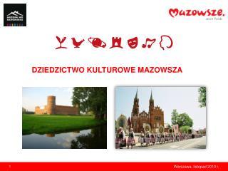 Warszawa, listopad 2013 r.