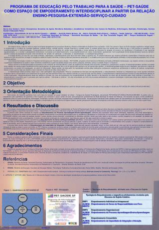 (1) Professor Coordenador do Programa   aureo.santos@unisul.br   (48) 8806.7151.