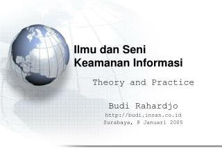 Ilmu dan Seni Keamanan Informasi