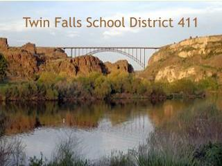 Twin Falls School District 411