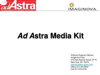 Ad A stra Media Kit