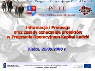 Kielce, 26.09.2008 r.