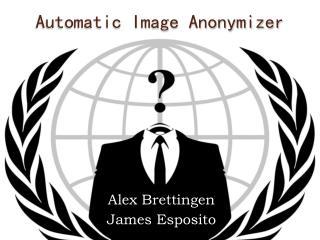 Automatic Image Anonymizer